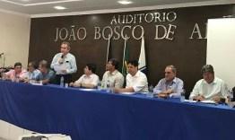 Senador Raimundo Lira defende aviação regional na Paraíba