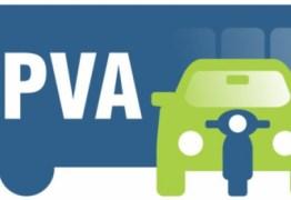 Receita da Paraíba pública calendário de pagamento do IPVA