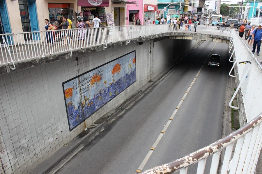 VIADUTOS DA CAPITAL EM 13 - Justiça manda PMJP recuperar pontes e viadutos
