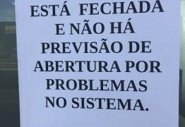 Clientes do Banco do Brasil têm dificuldades para realizar operações nesta Quarta-feira
