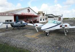 INTERDITADO: por violar zona de proteção, Aeronáutica interdita Aeroclube da PB por 4 meses