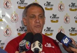 Campinense explica as saídas precoces de jogadores durante a pré-temporada