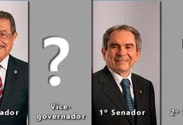 """""""Aguardem surpresas para 2018"""" , diz José Maranhão ao manter candidatura e montar 50% da chapa."""