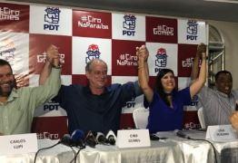 VEJA OS VÍDEOS: presidente nacional do PDT quer Lígia Feliciano candidata ao governo com apoio de Ricardo Coutinho