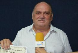 Prefeito de São José de Lagoa Tapada tem direitos políticos suspensos