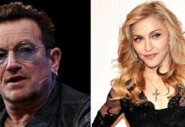 Bono Vox e Madonna são citados em escândalo de paraísos fiscais