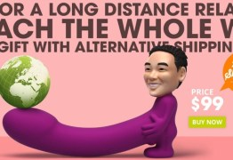 Marca faz dildos personalizadas com a cabeça 3D do seu namorado