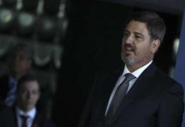 MAIS UMA POLÊMICA: Novo diretor da PF confraterniza com réu do mensalão durante festa