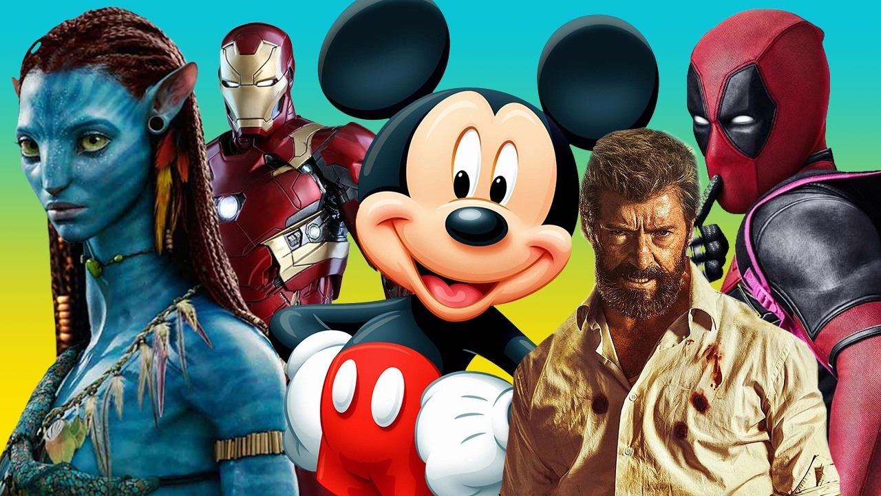 disney closing in on deal to buy 21st century fox me5b - Em acordo milionário Disney compra Fox e o universo Marvel poderá unir X-men e Quarteto Fantástico
