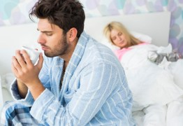 Homens com alergia ao sexo sentem sintomas de gripe após ejaculação; entenda