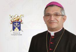 Novo Bispo Diocesano de Campina Grande toma posse no cargo na tarde deste sábado
