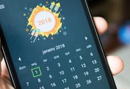 Conheça o app que marca todos os feriados de 2018 para você
