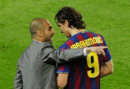 Empresário de Ibrahimovic e Pogba detona Guardiola: 'Covarde, cachorro'