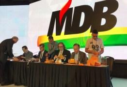PMDB aprova mudança e passa a se chamar MDB