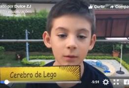 Menino de 8 anos conta como é ter Síndrome de Asperger – VEJA VÍDEO