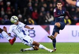 PSG amarga derrota para o Strasbourg
