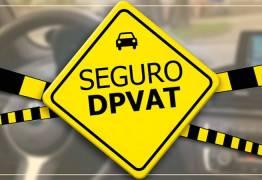 Valor do DPVAT para carro pessoal cai de R$ 101 para R$ 63