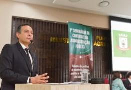 Prefeitura de Santa Rita promove seminário de controle no TCE-PB
