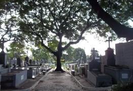 Cemitério Senhor da Boa Sentença é tombado pelo Iphaep