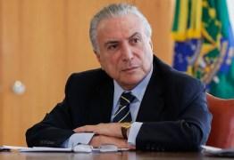 Temer anuncia R$ 42 bi para ações de segurança pública
