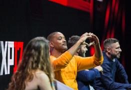 Will Smith rouba a cena e vira o protagonista do Comic Con São Paulo