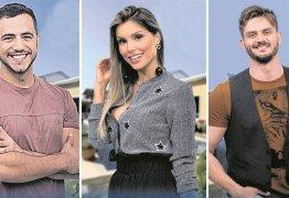 'A fazenda': ex-BBBs Flávia, Marcos e Matheus sabem hoje quem fica com R$ 1,5 milhão