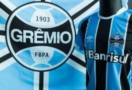 Camisa que Grêmio usará em final contra o Real Madrid é vendida por R$ 240