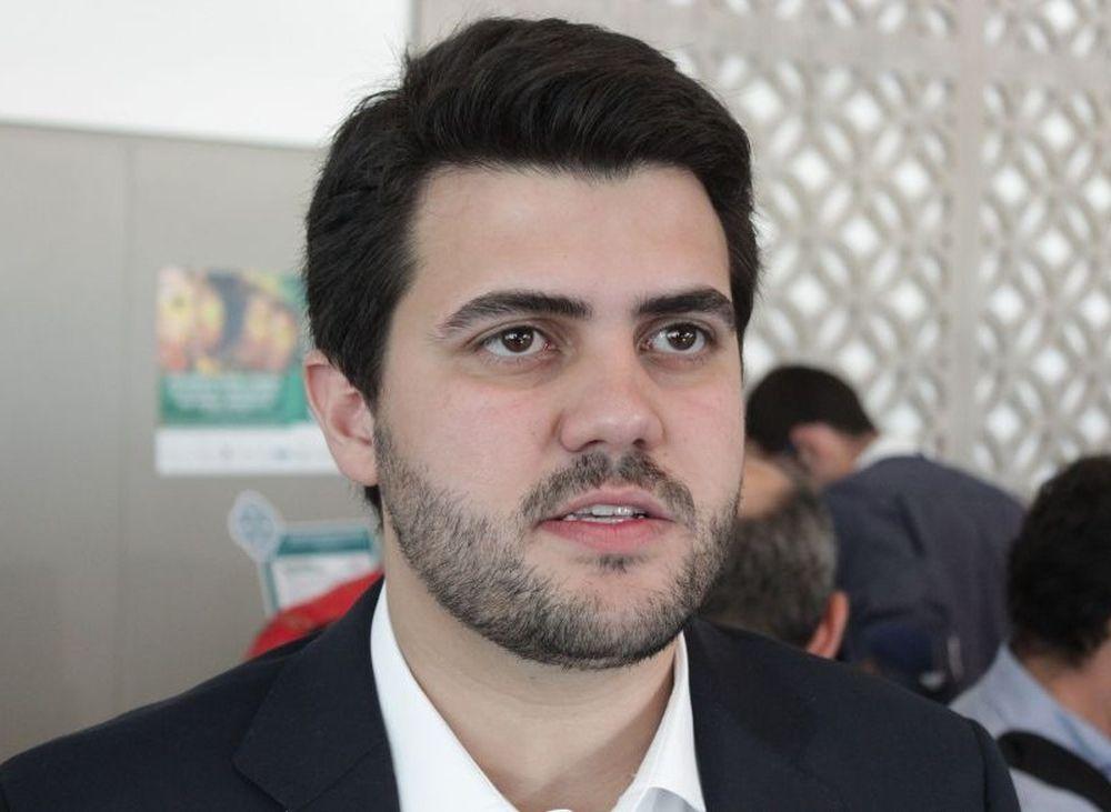 201712190440440000004406 - Wilson Filho: 'minha intenção é me reeleger deputado federal'