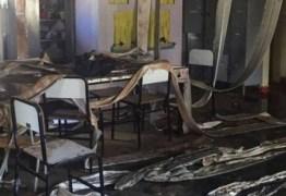 Morre mais uma criança do incêndio da creche em Janaúba