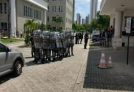 Justiça Federal na Paraíba decide encerrar expediente após confusão em manisfesto pró- Lula
