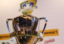 CBF detalha jogos da primeira fase da Copa do Brasil de 2018; confira os principais confrontos