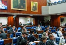 Obras continuam na Assembleia Legislativa e não há previsão sobre retorno de sessões