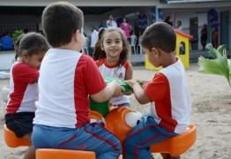 PMJP abre período de colônias de férias para crianças das creches