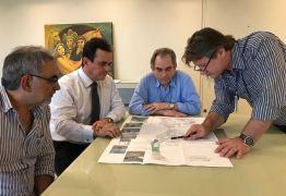 Lira articula liberação de R$ 88 milhões junto ao Ministério das Cidades para construção da Barragem de Cupissura, em Caaporã