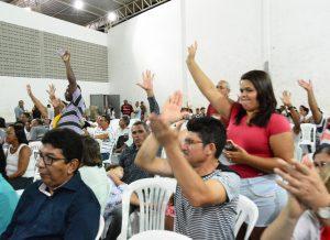 OrçamentoParticipativo2017 fotoGilbertoFirmino 23 1 300x218 - Reuniões do Orçamento Participativo com a população começam nesta quarta-feira