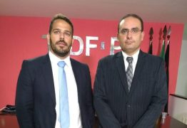 TJDF-PB empossa auditores e elege novo vice-presidente