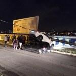 acidente beira rio - Após causar grave acidente na avenida beira-rio motorista é acusado de dirigir sob efeito de álcool