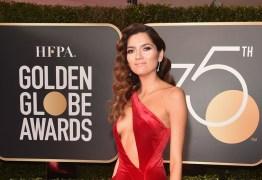 Atriz recebe críticas por não participar de protesto no Globo de Ouro