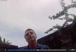 Veja vídeo onde o candidato Jair Bolsonaro afirma que usou o auxílio-moradia para comer gente: