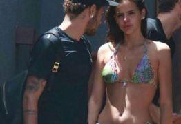 Marquezine nega que namoro com Neymar tenha acabado por motivos políticos