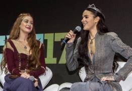 Marina Ruy Barbosa defende atuação de Bruna Marquezine