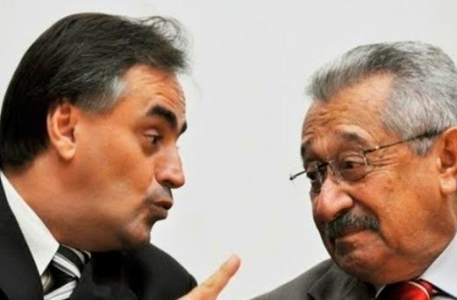 cartaxo e maranhão 1 - Cartaxo escala emissários para tentar apaziguar relação com Maranhão, que segue irredutível