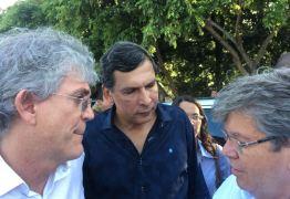 Ricardo Barbosa 'rouba cena' em evento no Vale do Mamanguape e detona Cássio Cunha Lima: 'É o maior mentiroso da Paraíba'