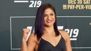 cynthia cavillo 300x169 - Lutadora do UFC é pega no antidoping por uso de maconha