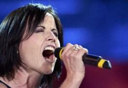Dolores O'Riordan, vocal dos Cranberries, morre aos 46 anos