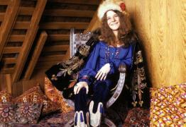 Janis Joplin, cantora com o blues nas veias, faria 75 anos hoje