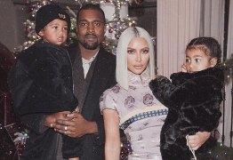 Nasce a filha de Kim Kardashian e Kanye West