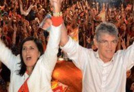 Imprensa nacional destaca possível rompimento entre Ricardo e Lígia