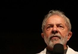 Lula pede prescrição da pena no caso triplex