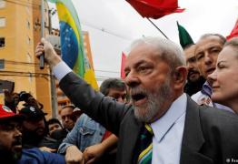 Pesquisa: 54% da população defende que Lula possa se candidatar